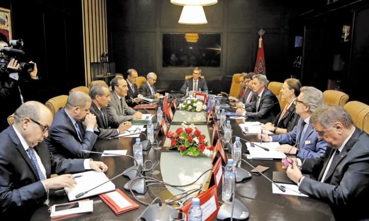 Habib El Malki appelle l'UE à mettre en place un partenariat solidaire avec le Maroc