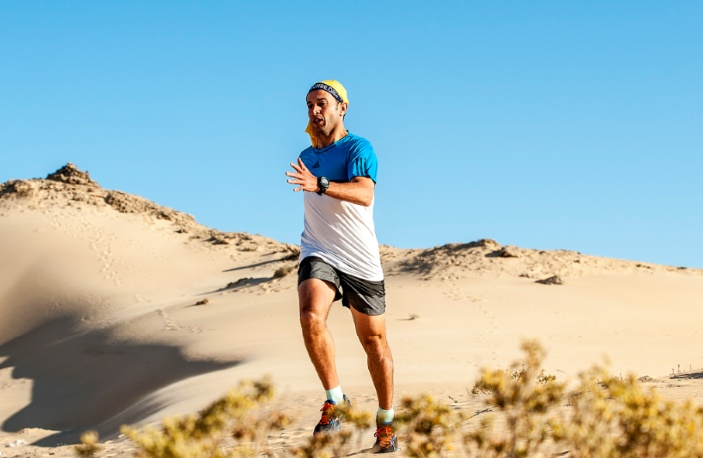 1.000 km de course à pied entre Casablanca et Laâyoune, projet de Tarik Lamlih pour septembre 2017