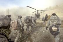 17.000 soldats américains supplémentaires seront envoyés à Kaboul