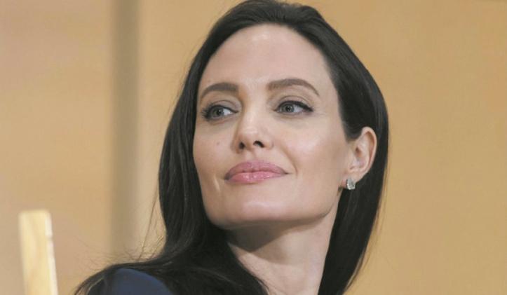 Angelina Jolie: Comment elle a gardé secrète sa romance avec un homme d'affaires anglais