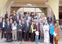 Un atelier a été organisé dernièrement au Caire : Formation dans les domaines de l'eau et de la terre