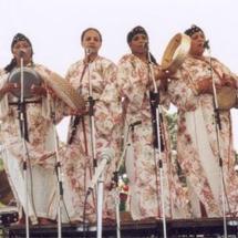 Les musiques du Monde de Lérida : La troupe Bnat Houariyat attendue en Espagne