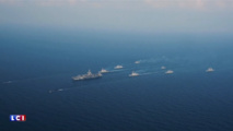 La Corée du Nord menace de couler un porte-avions américain