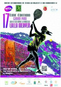 Cap sur le Grand Prix Lalla Meryem de tennis