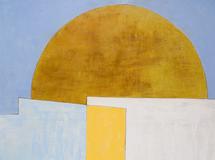 Mohamed Hamidi  à la  Galerie Bab Rouah : Miroirs et architecture du vide