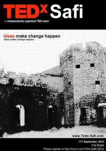 Conférence TEDx à Safi : La cité porte bel et bien le flambeau du changement pour un univers meilleur