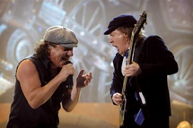 Suite aux Graves problèmes de santé de l'un de ses membres : Le concert d'AC/DC en Belgique annulé