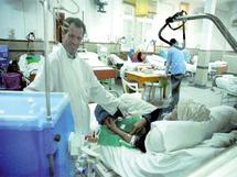 Un centre d'hémodialyse à Midelt
