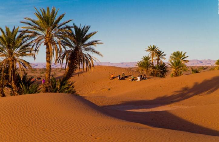Forum international sur le développement durable dans les oasis et les zones montagneuses
