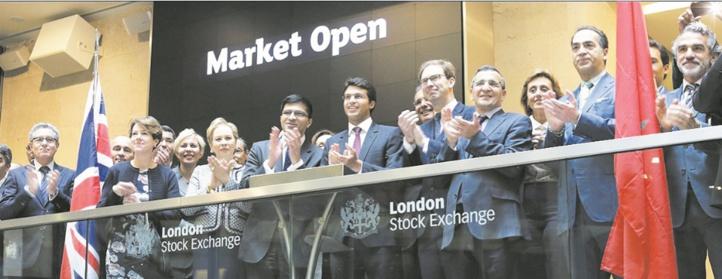 Les opportunités d'investissements au Maroc présentées à la Bourse de Londres