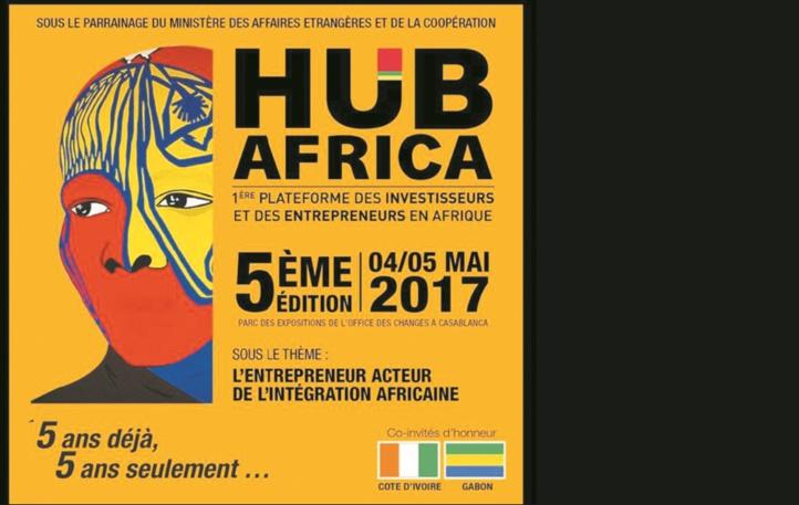HUB Africa 2017 dévoile son programme à Casablanca