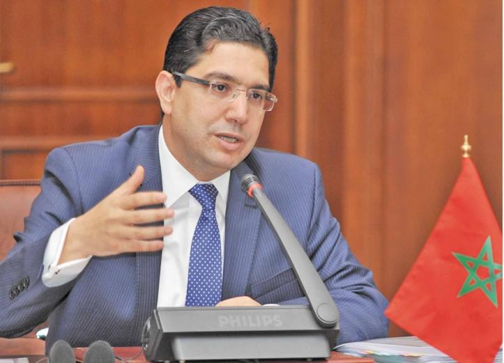 Nasser Bourita : L'ONU réaffirme les paramètres du processus politique définis depuis 2007
