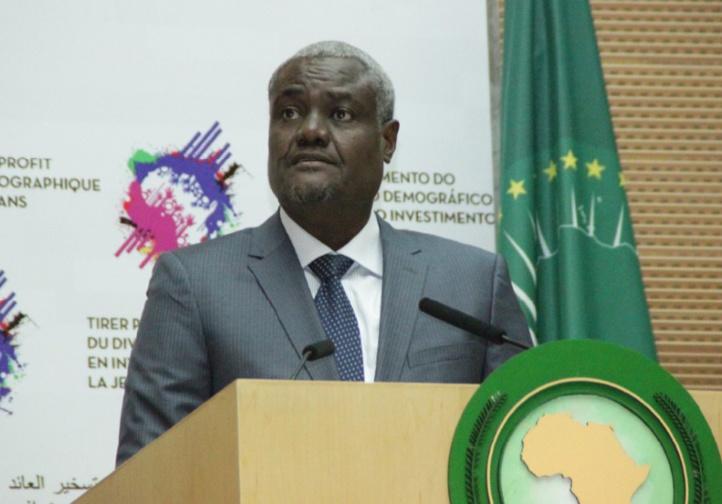 La Commission de l'UA salue l'adoption de la résolution 2351 sur le Sahara