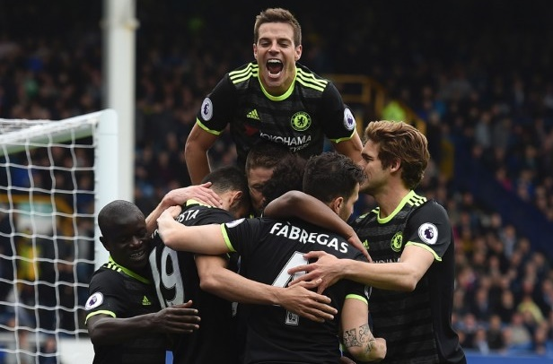 Chelsea file vers le titre