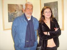 A la Galerie de l'Institut Cervantès de Casablanca : Bouchaib Habbouli  expose ses états d'âme