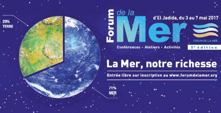 Explorer le potentiel de la croissance bleue au Maroc : Ouverture aujourd'hui du cinquième Forum de la mer d'El Jadida
