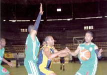 Demi-finales retour de la Coupe du Trône de basketball : RCA-MAS et ASS-IRT, des affiches indécises