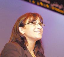 """Entretien avec Amina Bouayach, présidente de l'OMDH : """"Nous vivons une crise de gestion des droits de l'Homme"""""""