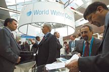 """La gestion des fleuves transfrontaliers, un enjeu crucial : Le changement climatique dope la """"diplomatie de l'eau"""""""