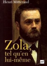 Un nouveau recueil sur l'auteur de Germinal : Zola tel qu'en Mitterand
