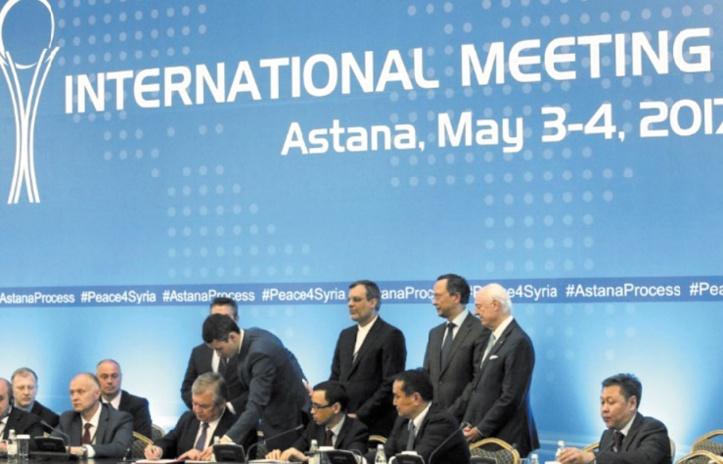 Russie, Turquie et Iran d'accord pour des zones sécurisées en Syrie