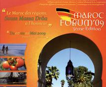 Troisième édition de «Maroc Forum» à Francfort/Offenbach : Souss-Massa-Drâa à l'honneur
