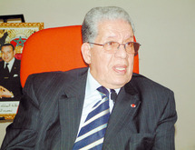 """Dans un entretien accordé au quotidien """"Le Matin"""" : Mohamed Elyazghi : """"Aucune réforme ne peut se faire sans un accord entre les forces démocratiques et l'institution monarchique"""""""