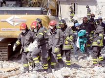 Le séisme qui a frappé la région des Abruzzes a été ressenti jusqu'à Rome : Plusieurs dizaines de morts en Italie
