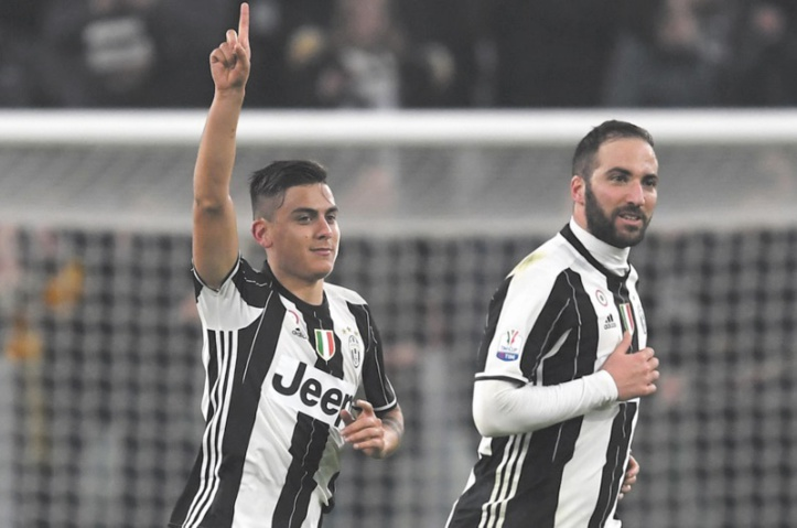 La Juventus a rendez-vous à Rome