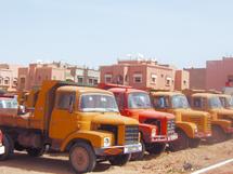 Grève à Guelmim et débrayage à Laâyoune