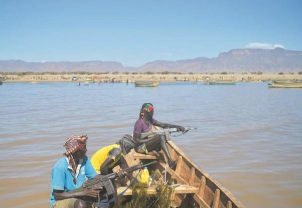 Les pêcheurs oubliés du Turkana