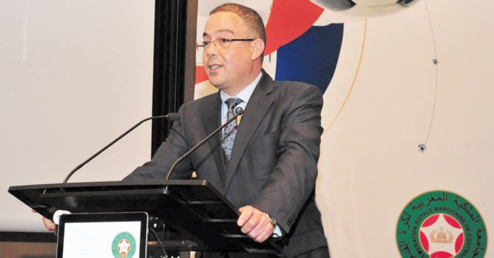 Lakjaa, l'argentier de la CAF : Réunion du CE de la Confédération africaine de football