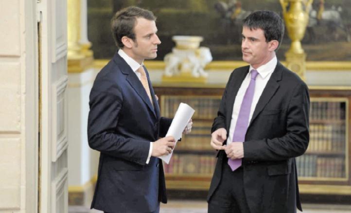 Manuel Valls rallume le feu au PS sans enthousiasmer En Marche