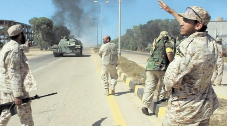 11 soldats tués dans les combats contre les jihadistes à Benghazi
