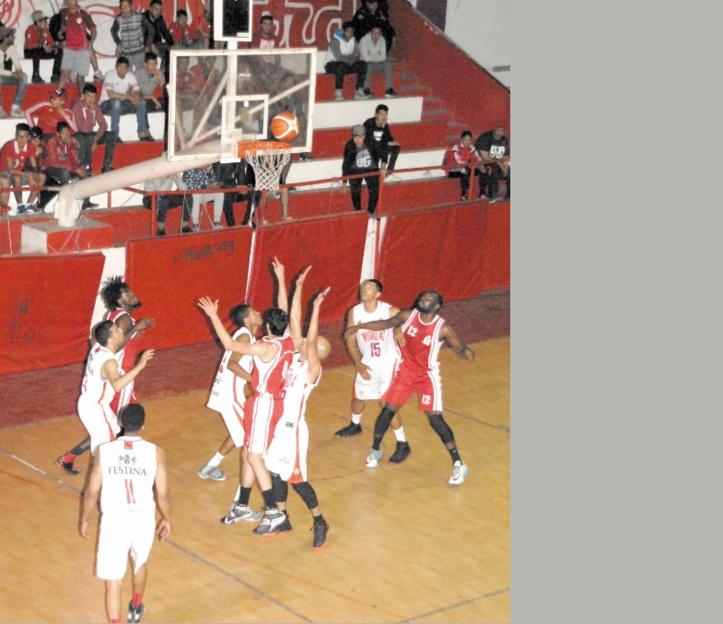 Fortunes diverses pour les clubs de la division Excellence de basketball