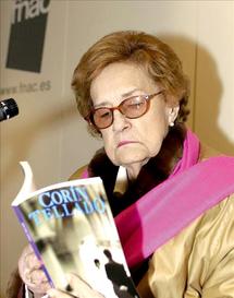 Figure de la littérature populaire espagnole :Décès de l'écrivain Corin Tellado