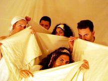 Résidence artistique dans le cadre de Cre'Art : «Le Secret» de la troupe Le Théâtre en l'Air
