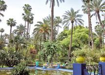 Du 10 au 12 avril  à Marrakech : L'art du jardin fêté en grande pompe