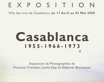 Exposition photographique à la Villa des Arts : Casablanca à travers la photo
