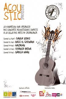 Nass El Ghiwane, Ganga Vibes, Mazagan, Khansa Batma et Nabila Maan à l'affiche