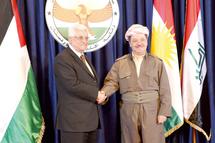 11.000 Palestiniens réfugiés en Irak  sont victimes des persécutions : Mahmoud Abbas se rend au Kurdistan