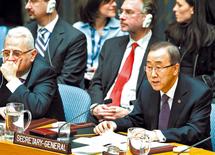 Consultations du Conseil de sécurité les 21 et 30 avril : Ban Ki-moon appelle à la reprise des négociations sur le Sahara