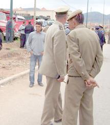 Les transporteurs de Khénifra reprennent le travail : Les forces de l'ordre mettent fin à la grève