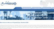 Du 2 au 4 octobre 2009 au Palais des Congrès de Montréal : L'immobilier marocain tient salon au Canada