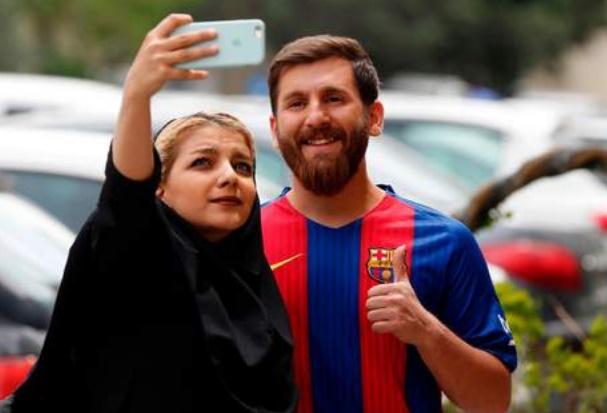 Insolite : Sosie de Messi