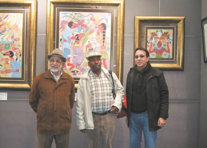 La peinture ethnologique d'Essaouira présentée à Casablanca