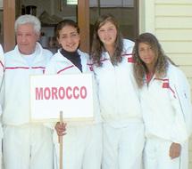 L'équipe du Maroc de tennis à l'heure de la Fed Cup : Objectif : assurer le maintien au Groupe II