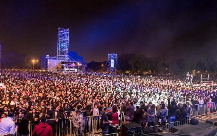 Plus de deux millions de spectateurs attendus au Festival Mawazine