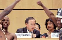 Plusieurs pays occidentaux ne participent pas aux travaux : La conférence sur le racisme s'est ouverte sur fond de défections