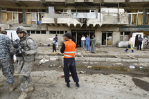 Alors que les 140.000 GI's commencent à se retirer du pays : Recrudescence des attentats en Irak